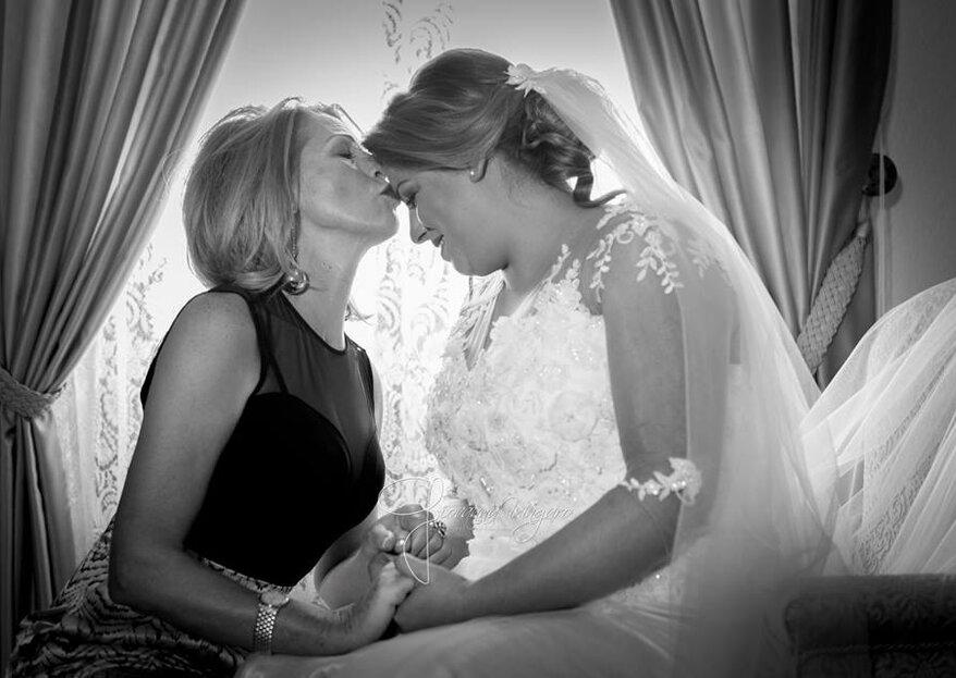 6 momenti unici da condividere con tua madre durante l'organizzazione delle nozze