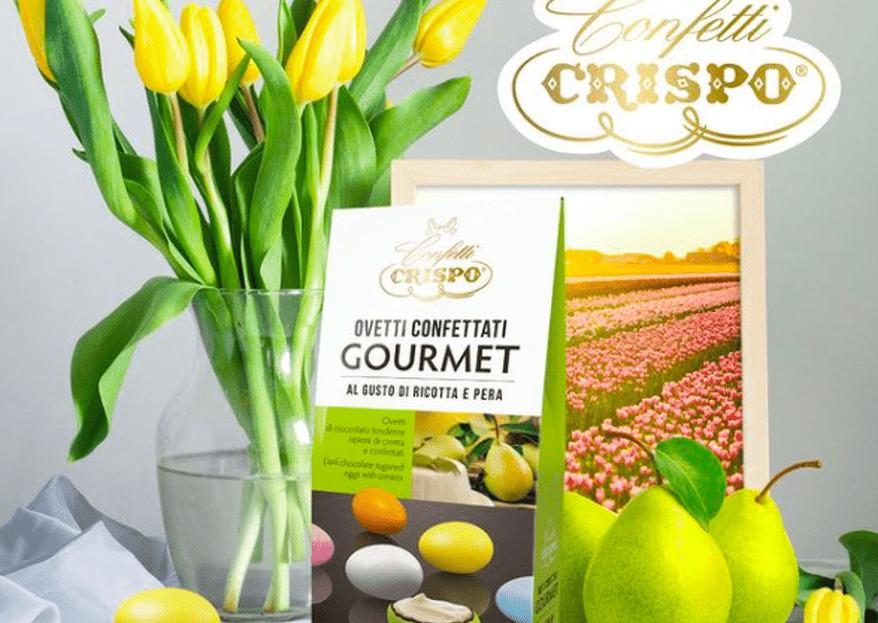 Ovetti Confettati Gourmet: la chicca della tua confettata firmata Crispo...