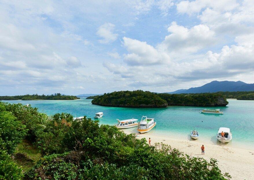 Luna di miele ad Okinawa: scoprite insieme il piccolo paradiso giapponese