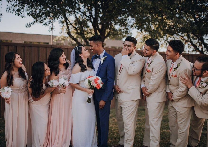 Vuoi essere il testimone di nozze perfetto? Ecco come!