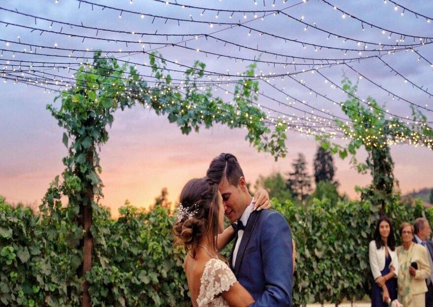 Sono più belle le fotografie di un matrimonio di giorno o di sera? Scoprilo insieme a noi!