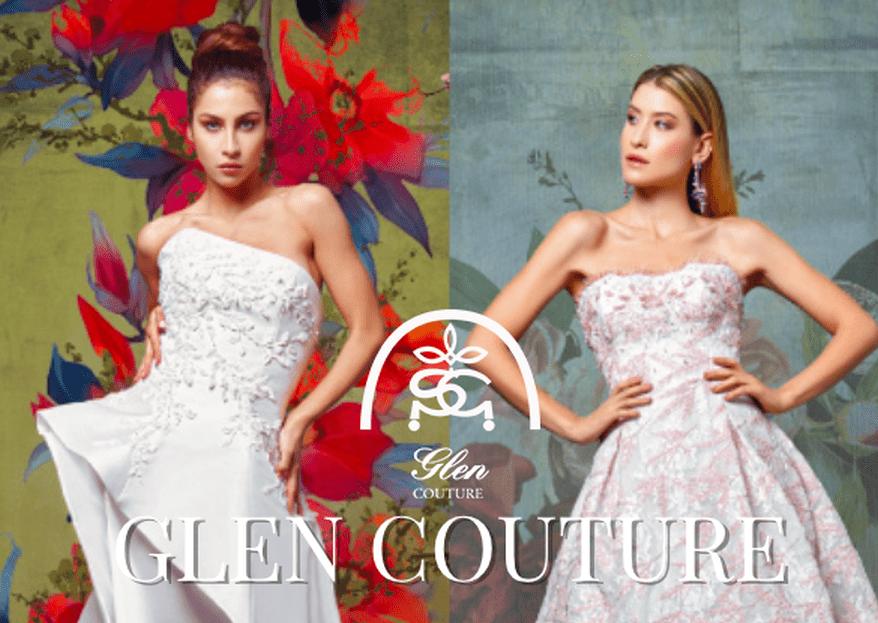 Glen Couture: Grazia, Linea, Eleganza e Novità per il tuo abito da sposa!