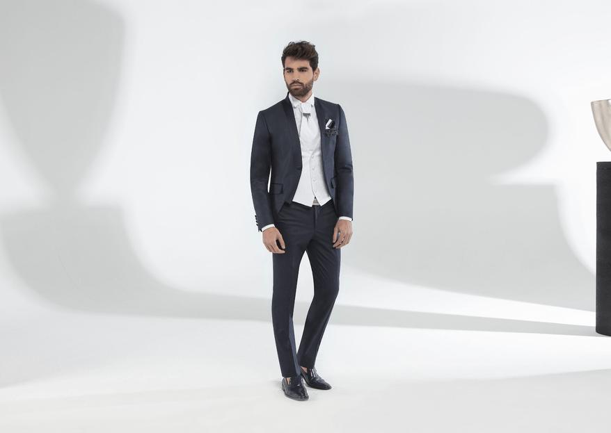 Daniele Bruno: l'Haute Couture a portata di sposo...