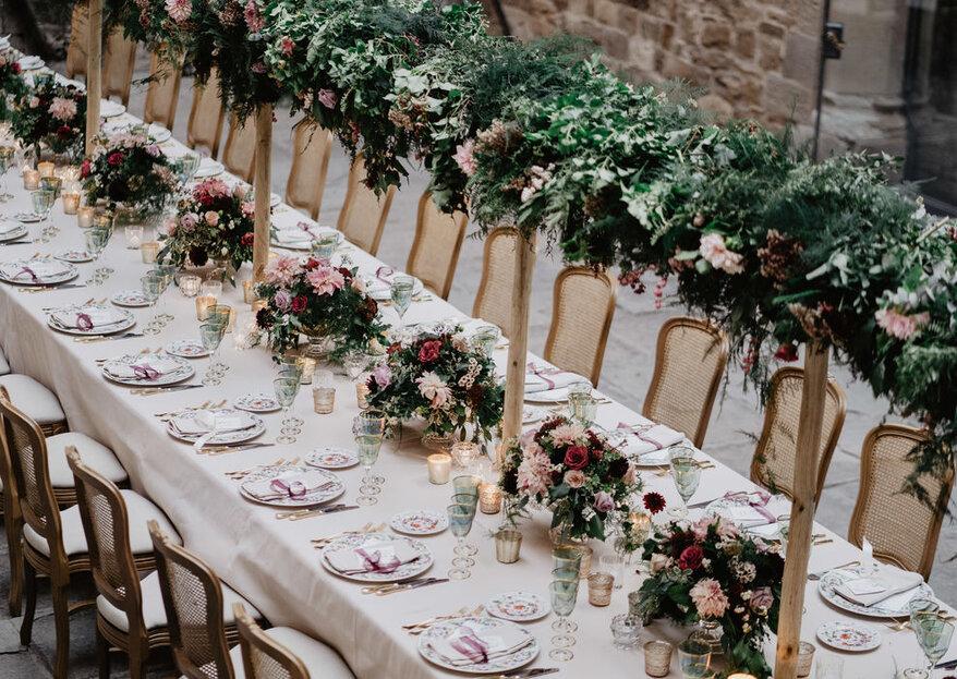 Wedding planner d'eccellenza: l'organizzazione di nozze è priva di stress e preoccupazioni