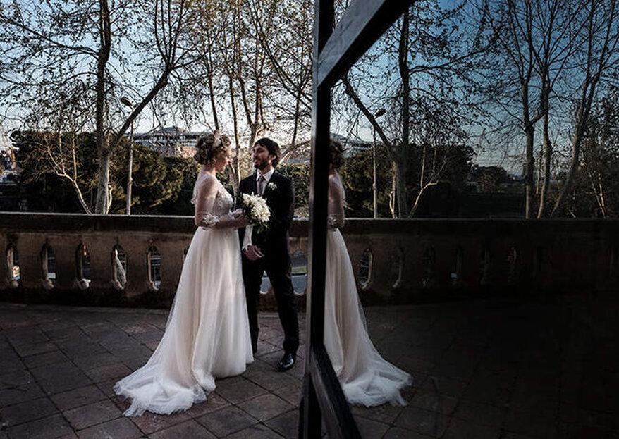 La foto perfetta non esis... come non detto! Ecco i fotografi professionisti del wedding...
