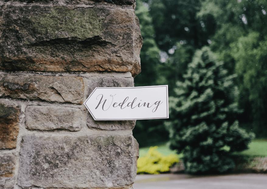 Sei indecisa su dove celebrare il ricevimento di nozze? Ecco 10 location imperdibili!