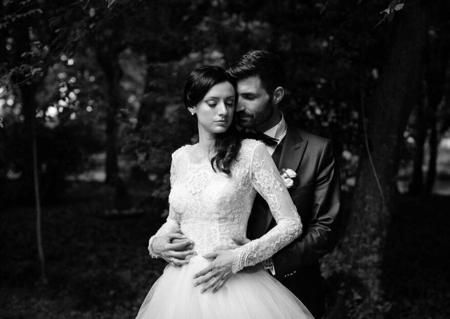Fotografia di matrimonio fa rima con Morlotti Studio Padova