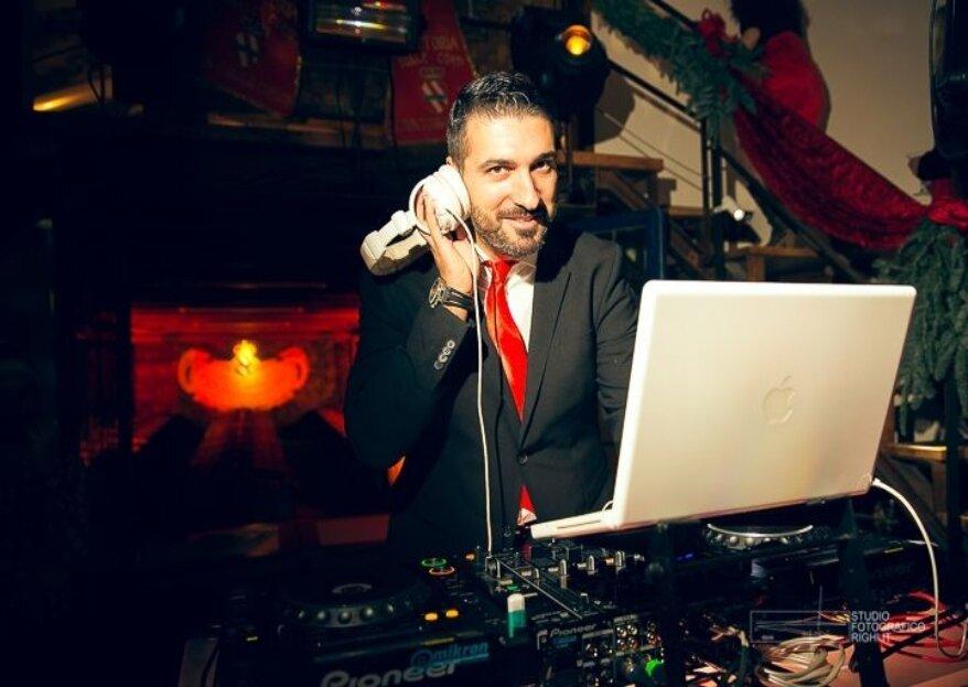 Andrea Paci: il Dj adatto a far decollare la festa del tuo matrimonio e renderla un successo