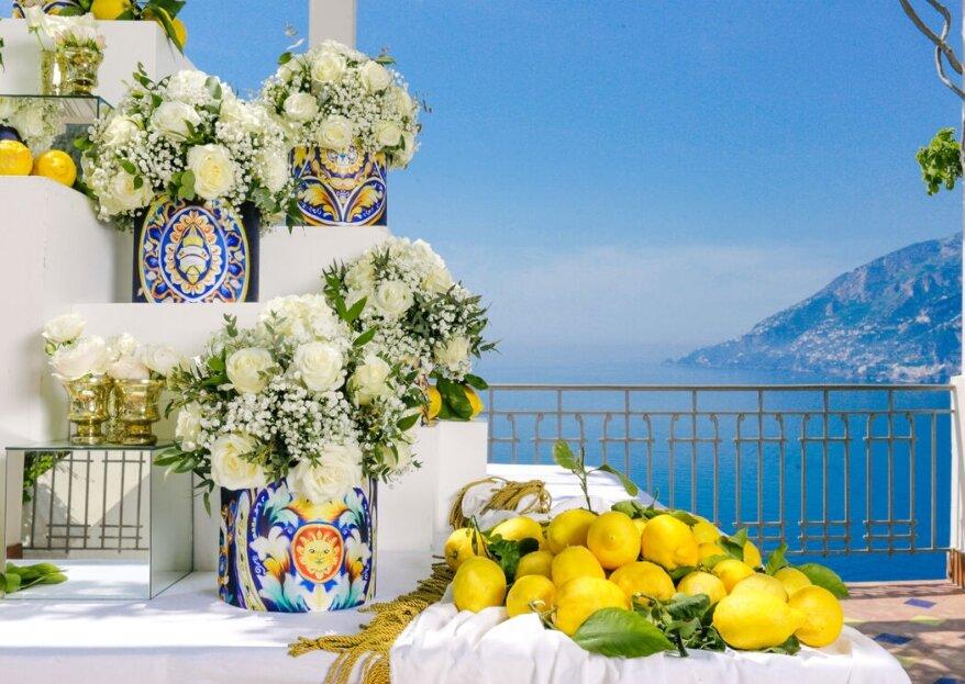 Pasquale Esposito Eventi: il wedding planner e l'alleato necessario per la perfetta riuscita delle vostre nozze!