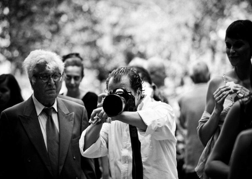 """""""Non studio mai una foto, la scatto e basta!"""", questo il segreto di Michele Dell'Utri"""