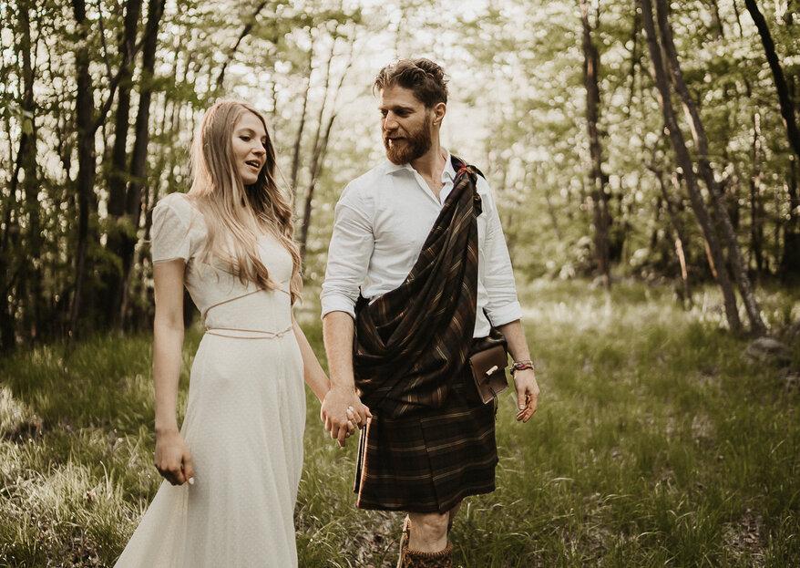 Il matrimonio celtico, tra storia riti e simboli
