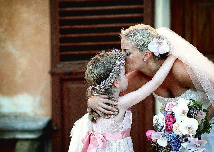 Animazione bambini matrimonio: 10 consigli delle mamme più influenti della blogosfera