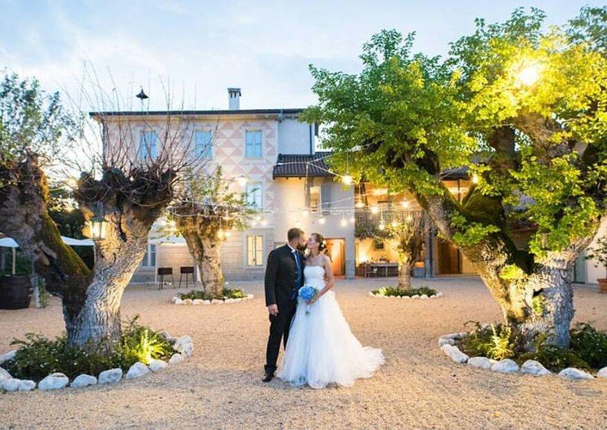 Hai dubbi riguardo la scelta delle decorazioni del tuo matrimonio? Ecco la formula segreta!