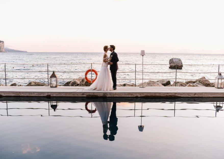 Il fotografo per le nozze: le belle foto sono questione di professionalità!