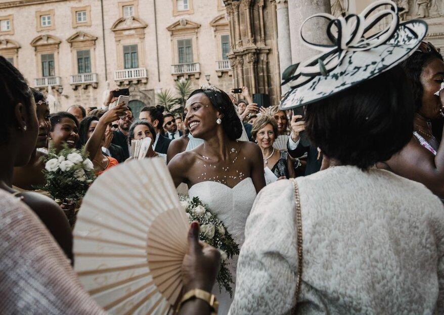 Il wedding reportage al femminile, uno sguardo che da anni accompagna con sensibilità le coppie nel grande giorno...