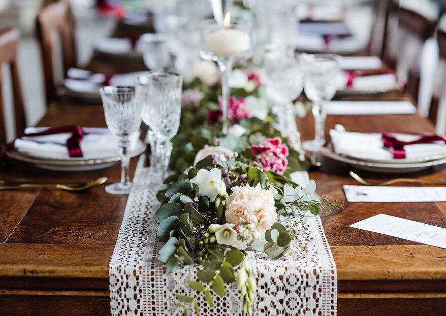 Stéphanie Blanche Weddings and Events: il matrimonio come espressione tangibile dei sogni...
