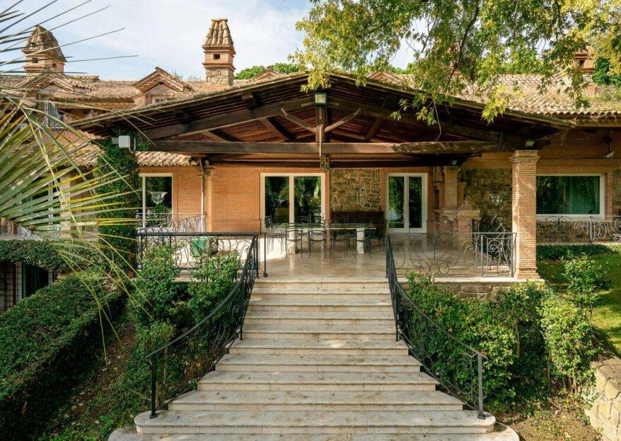 Villa Marozzi: un angolo verde dove si avverano i sogni