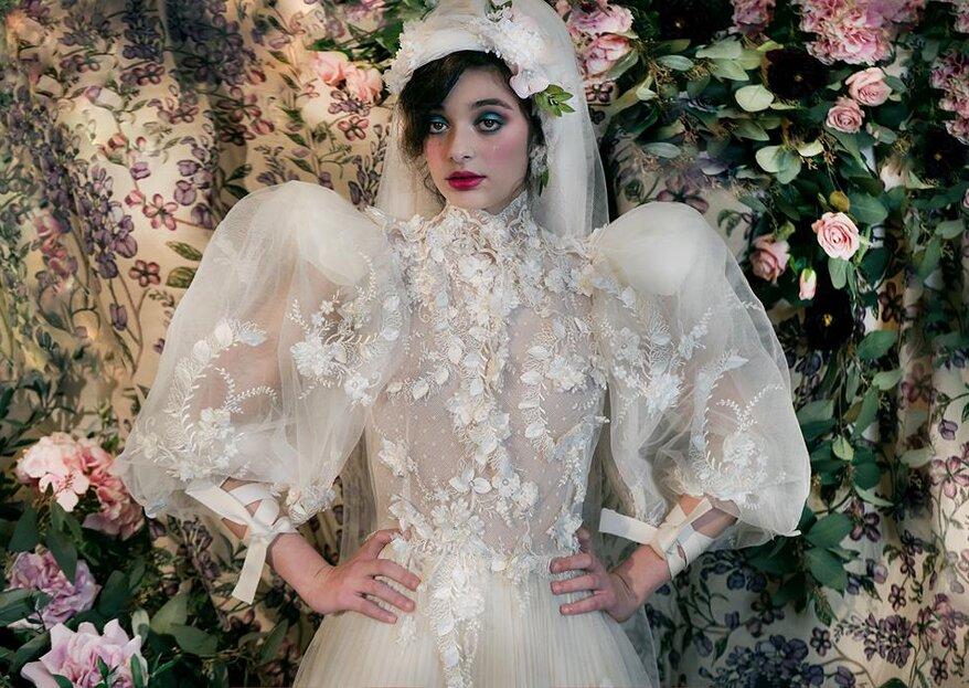 Sì SposaItalia 2019: le ultime tendenze del bridal fashion secondo gli stilisti più famosi