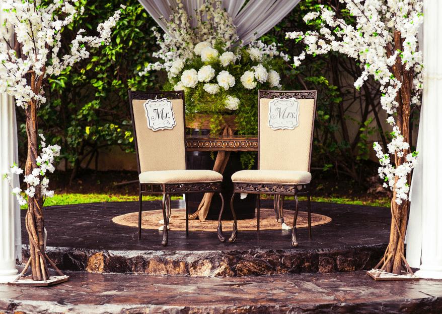 Uno stile per ogni coppia di sposi... con la wedding planner giusta è possibile!