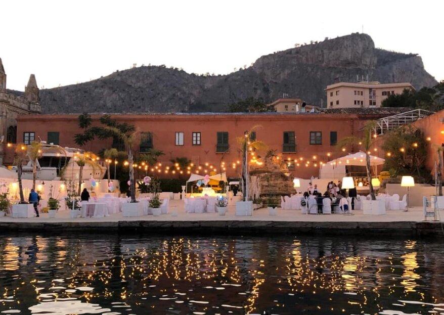 Zaharaziz Tonnara Florio: una location storica dall'anima mediterranea...