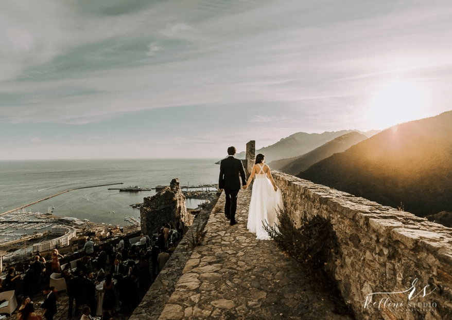 Castello di Arechi: sposarsi nella location simbolo della città di Salerno!