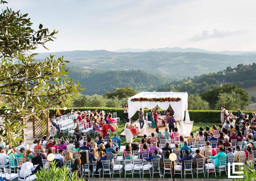 10 location che non conosci e dove sognerai di celebrare il tuo matrimonio!