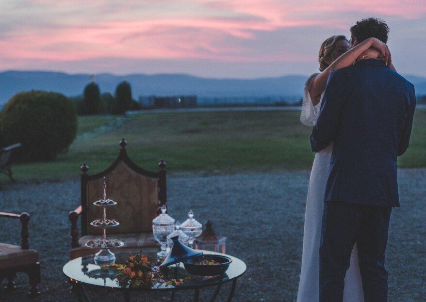 Un matrimonio nella campagna toscana firmato Nicoletta del Gaudio Wedding planning & design