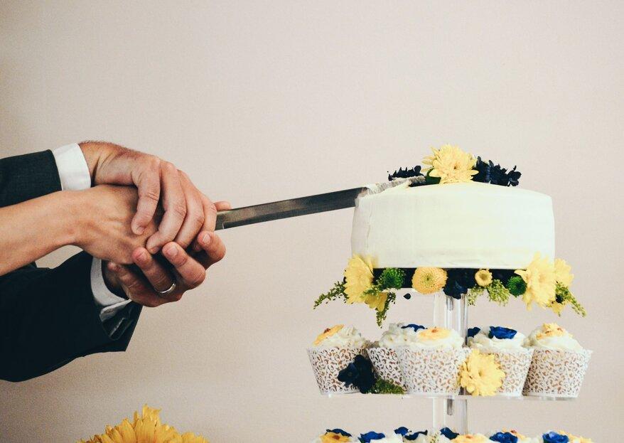 Conosci le mini torte nuziali?