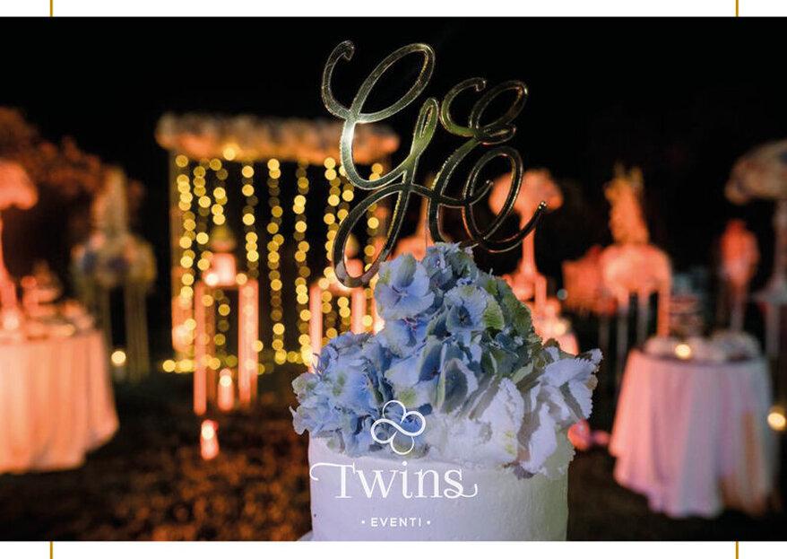Twins Eventi: il tuo matrimonio con un senso estetico ed artistico