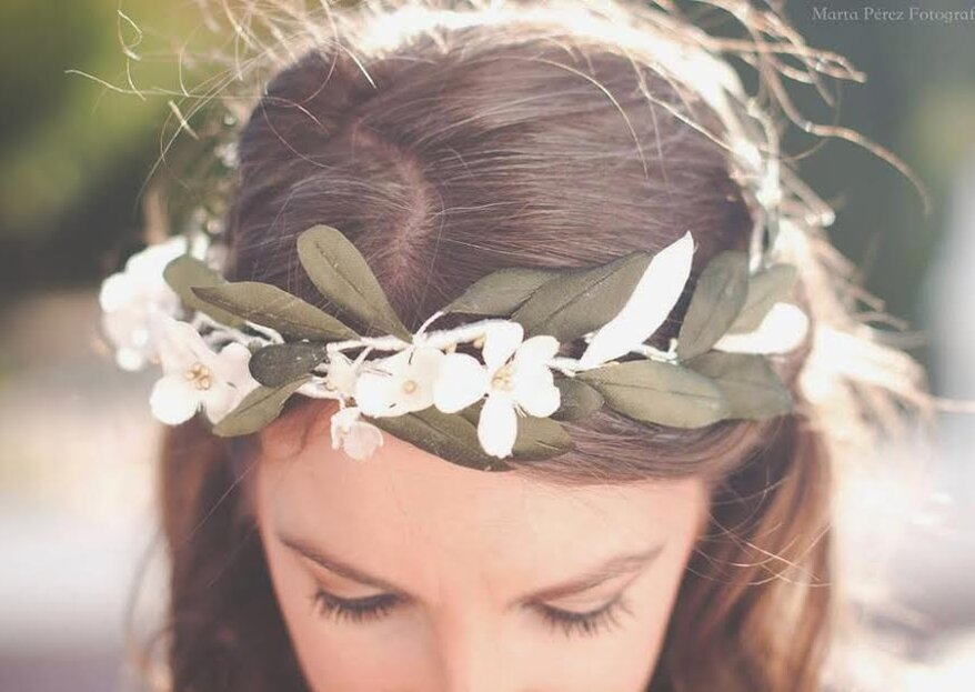 5 ragioni per cui le corone floreali sono sempre di moda