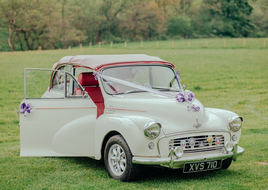 Come scegliere l'automobile per le nozze? 5 aspetti fondamentali da non sottovalutare