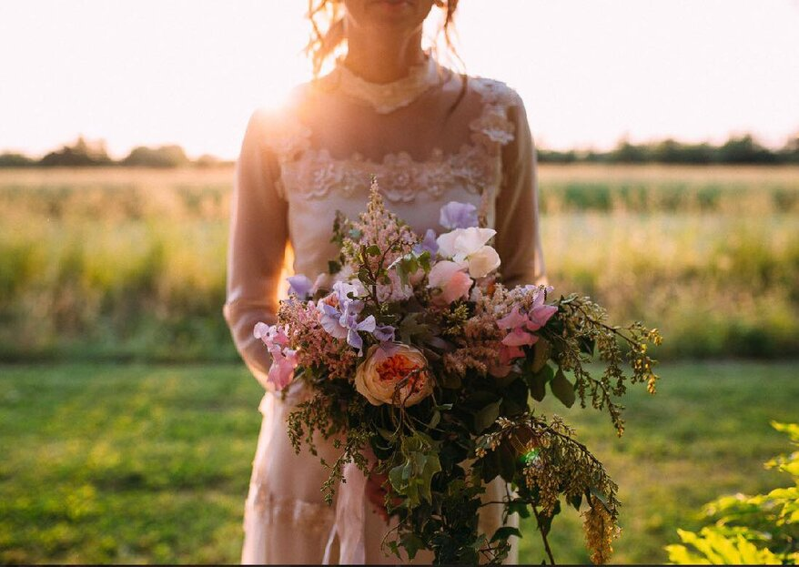 5 fattori da considerare per l'allestimento floreale del tuo matrimonio