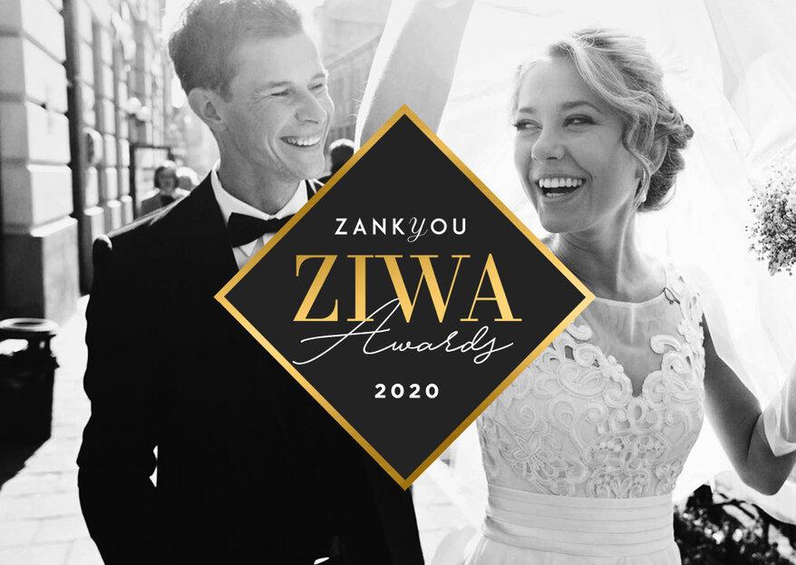 ZIWA 2020 premia gli account instagram più d'ispirazione per il settore wedding