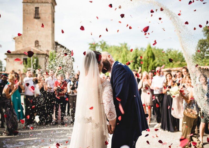 The White Rose: il tuo matrimonio nelle mani di esperte wedding planner che lo renderanno unico nel suo genere!