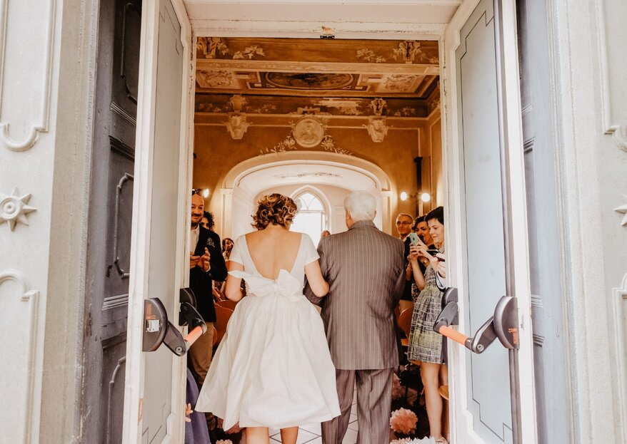 MelaG-Eventi, tra minimal chic e colori pastello, il segreto per nozze incredibilmente romantiche!