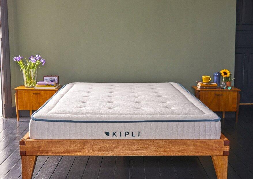 Materasso Kipli: iniziate la vostra vita da sposini nelle migliori condizioni possibili!