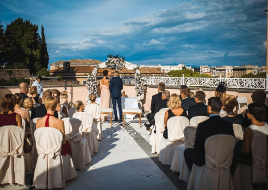 Le vostre nozze indimenticabili scegliendo tra queste location esclusive