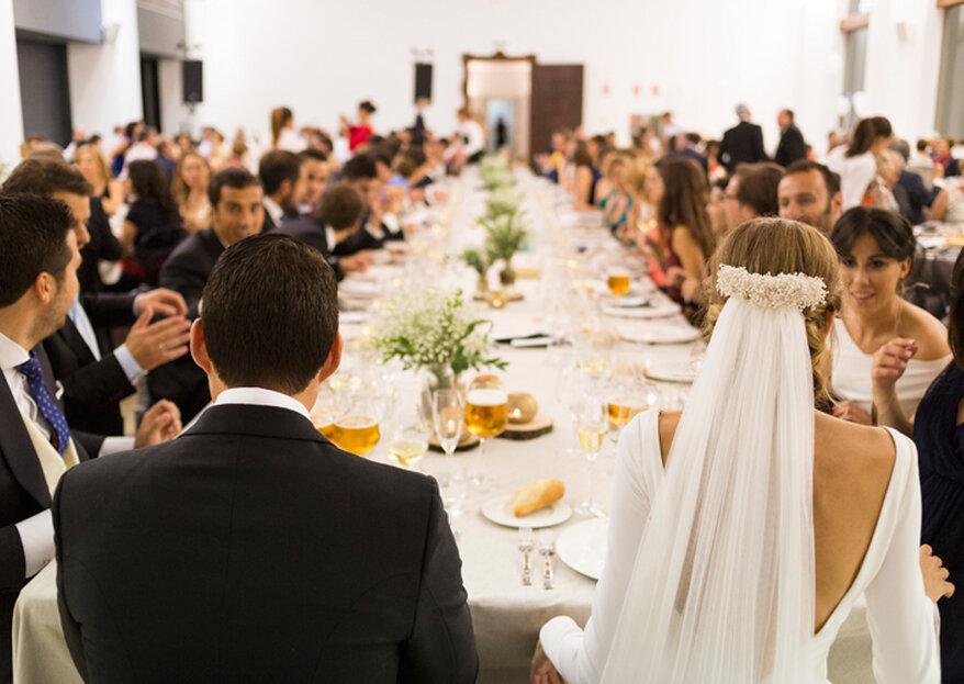 Il tavolo degli sposi: chi può sedere con loro?