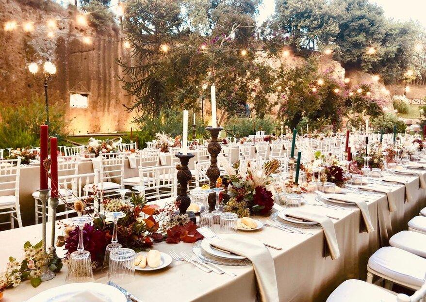 Dieci location da sogno per il tuo matrimonio: scoprile qui e scegli la tua preferita!