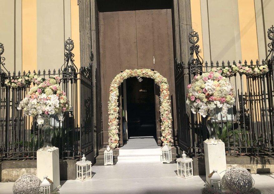 Gold Flower: anima, colore ed essenza dei fiori più belli per le tue nozze!