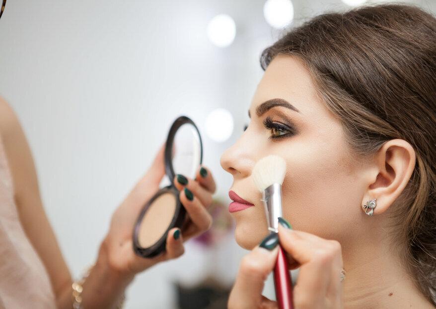 Il make up per le feste, ovvero come brillare di luce propria secondo la nostra esperta