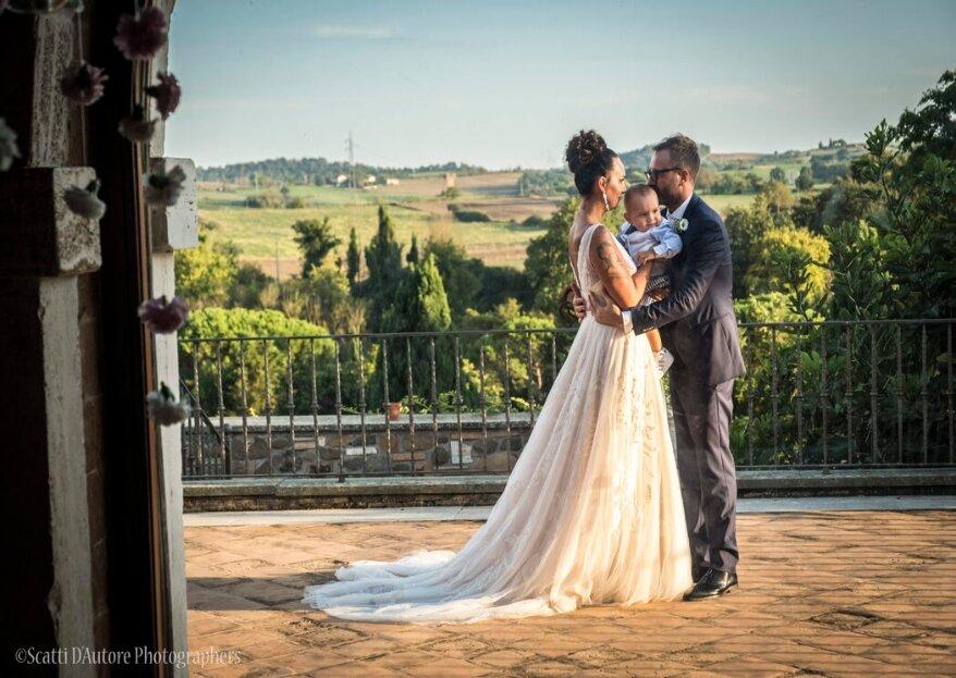 Wedding Family è un innovativo servizio di planning pensato per raccontare l'amore di una famiglia!