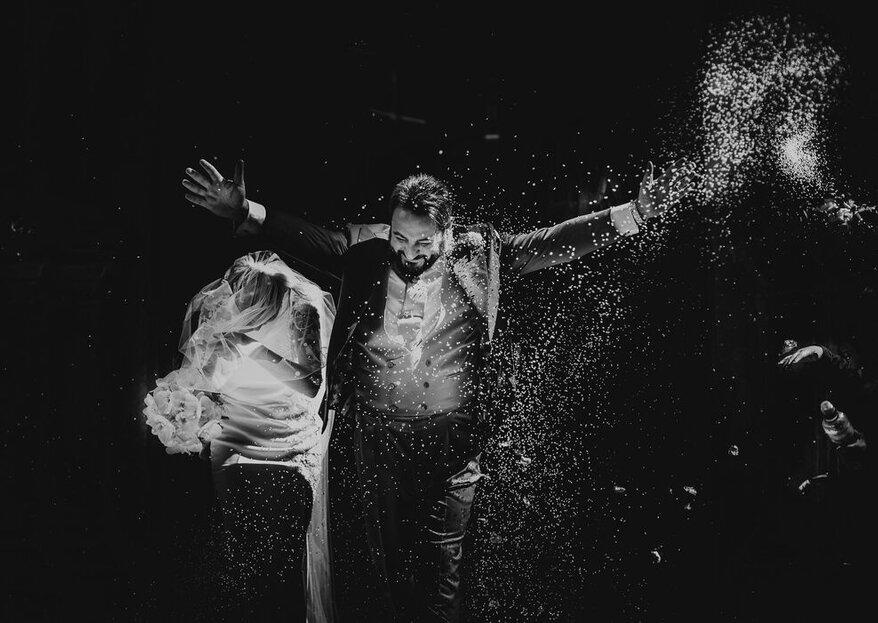 I momenti del tuo matrimonio che vorrai ricordare per sempre...