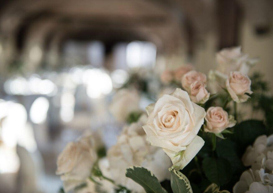 Monica Galè - Wedding and event consultant valorizzerà ogni dettaglio delle vostre nozze con eleganza e raffinatezza!