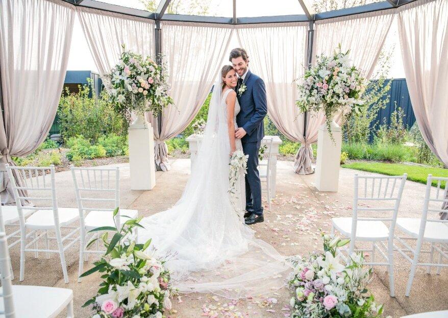 Tenuta Colle Piajo, la location ideale per un matrimonio con vista!