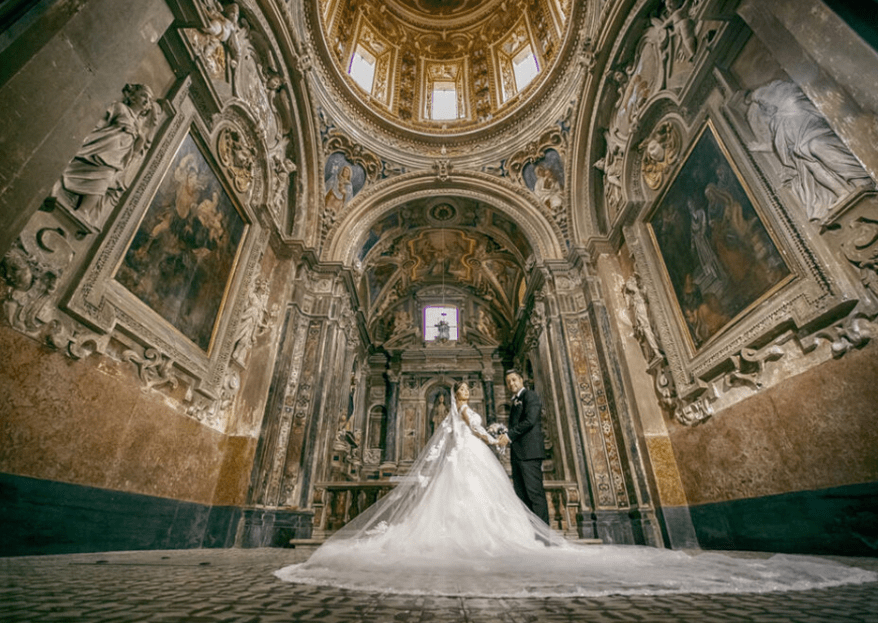 Una foto per ogni attimo speciale delle vostre nozze...