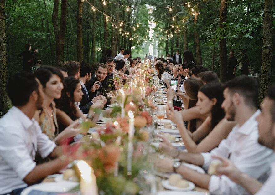 Un grande giorno per voi: solo se organizzato da un wedding planner!