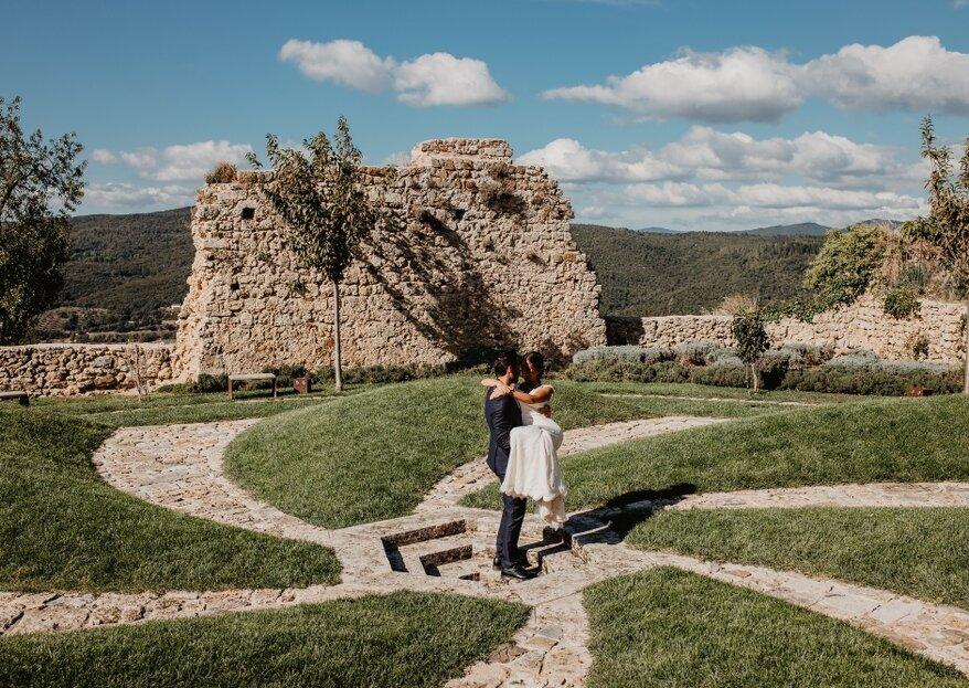 I matrimoni firmati Nicoletta del Gaudio Wedding planning & design sono sogni che si avverano