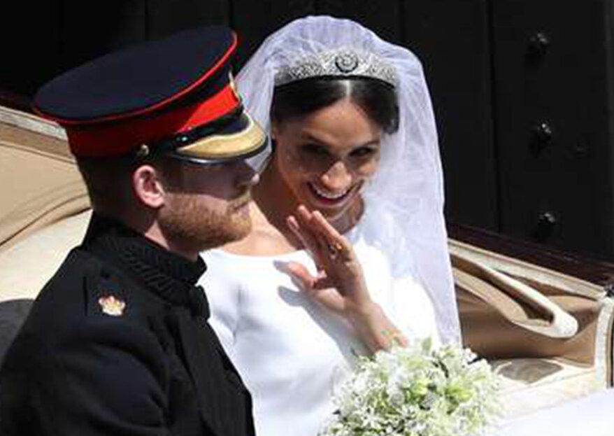 Royal Wedding: 10 particolari fondamentali che non hai notato