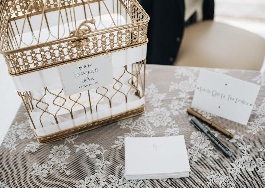 WILDPAPER, una realtà in crescita e punto di riferimento per personalizzare grafiche, inviti e dettagli del vostro matrimonio!